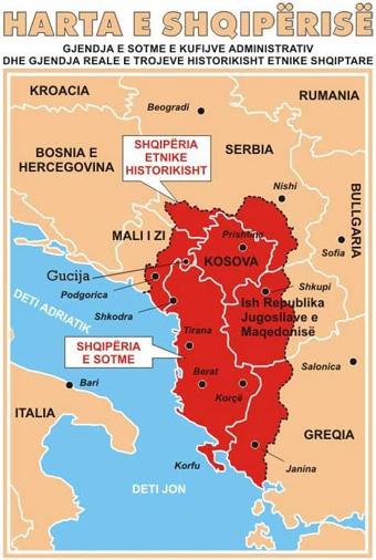 Μεγάλη Αλβανία